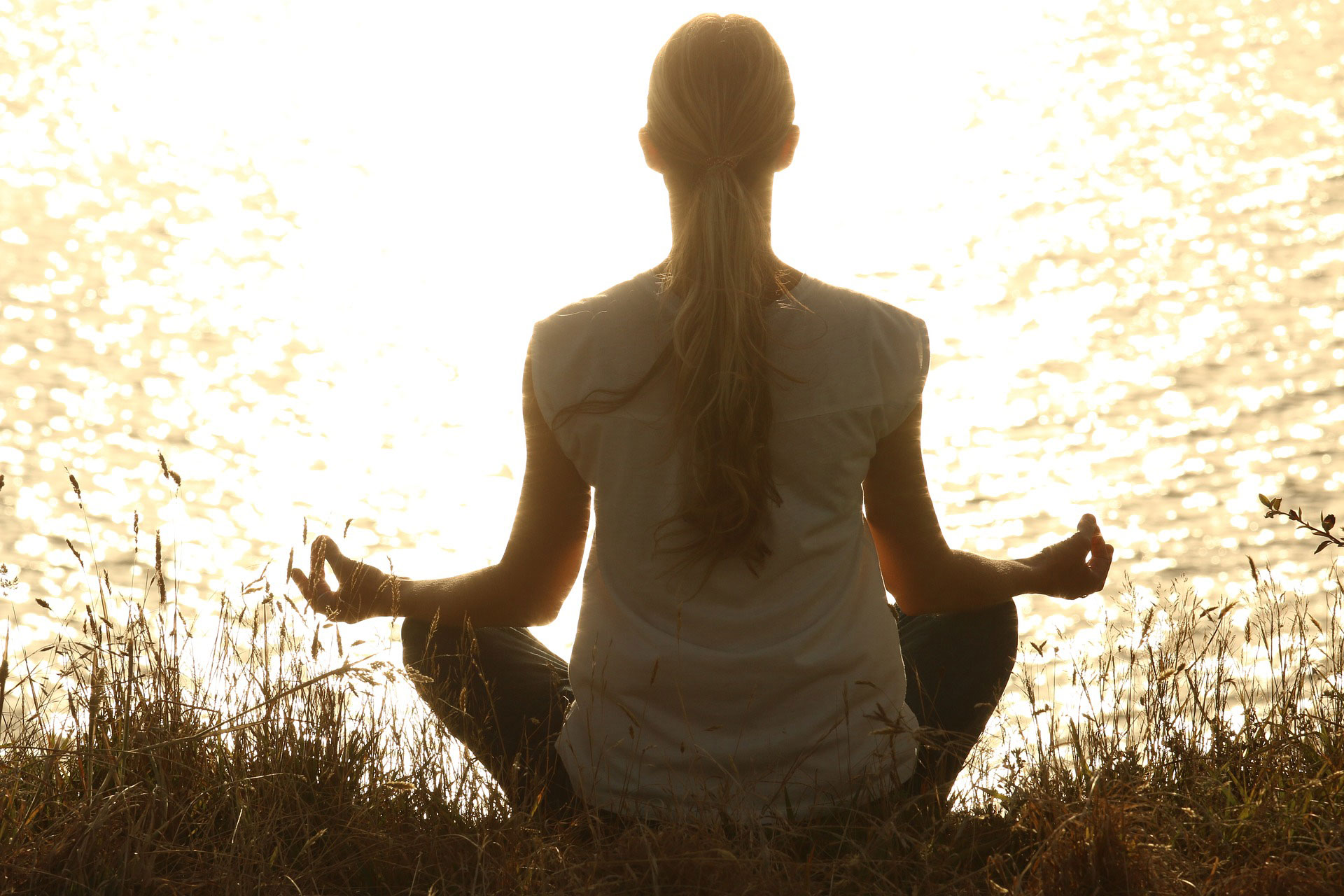 meditation partner anziehen